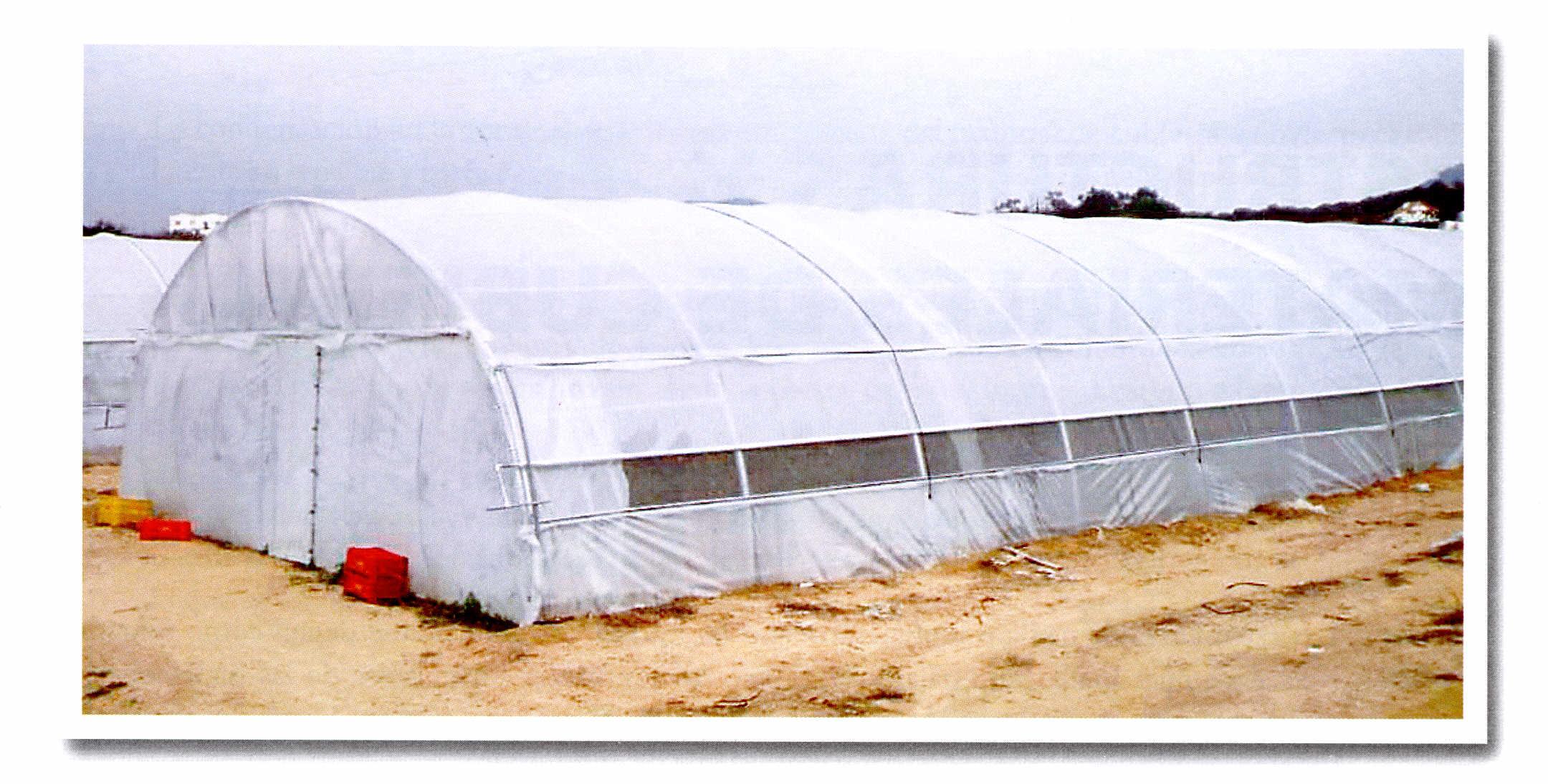 Curso de cultivos protegidos for Construccion de viveros e invernaderos